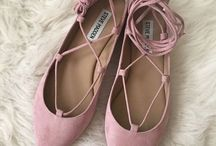 SHOES / shoes flats nudes fashion