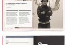 Inspirations: Editorial Design #Design