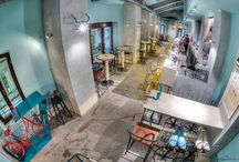 Restaurantes upcycling - Upcycling restaurants / Restaurantes con muebles reciclados