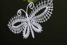 csipke pillangók