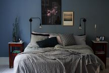 Grey bedroom - inspiration