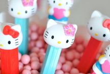 Birthday party : Hello Kitty
