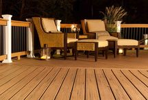 UPM ProFi Lifecycle / The best wood-look composite in the market. Made with oak wood fibres and featuring a closed surface for superior stain resistance.  Learn more: http://www.upmprofi.com/en/products/lifecycle-by-upm-profi/Pages/default.aspx