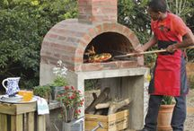 Pizza Ovens/outdoor cooking / by Helen Bond