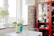 Wallpaper ideas for kitchen