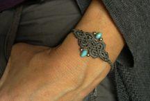 makrama biżuteria