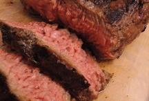 Beef & Pork Recipes / by Leslie Boyles