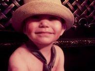 my handsome little man!