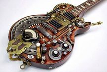 Steampunk Artwork DIY & Ideas / The world of steampunk for all the steampunk lovers !