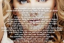 I'm Wonderstruck / Taylor Swift. / by Lauren Harrell