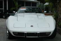 Used 1975 Chevrolet Corvette for Sale ($13,000) at Nokomis, FL /  Make:  Chevrolet, Model:  Corvette, Year:  1975, Exterior Color: White, Interior Color: Tan, Doors: Two Door, Vehicle Condition: Good,  Mileage:70,030 mi, Engine: 8 Cylinder, Transmission: Manual, Fuel: Gasoline.   Contact: 973-985-0726   Car Id (56753)
