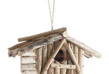 Cabane à oiseau