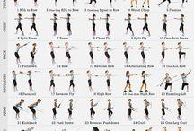 Exercise / Fitness topics
