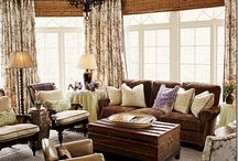 Curtains and Blinds / by Marcy @ ANTIQUECHASE