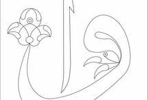 hat ve kaligrafi