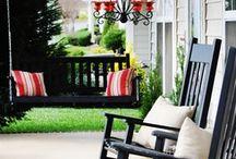 Front Porch/Stoop Ideas