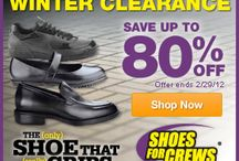 Shoes / All brands of Shoes coupons in US. / by dgnmw.com
