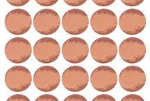 Polka Dots / Wat je allemaal kan doen met deze leuke muursticker stippen