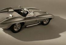 Concept Classic Cars | Coches Clásicos Concept / Coches clásicos que no llegaron nunca al asfalto que parecen sacados del futuro