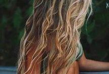Μαλλιά παραλίας