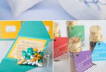 Wedding gifts and favours
