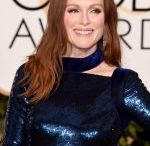 JULIANNE MOORE at rd Annual Golden Globe Awards in Beverly Hills