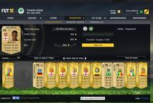 FIFA 15 Trading Methods / FUT 15 methods to earn a lot of coins