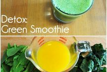 Food - Green smoothe / by Krista Isenbarger King