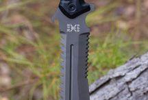 Axes/Knifes/Økser/knive.