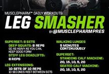 MusclePharm Workouts!