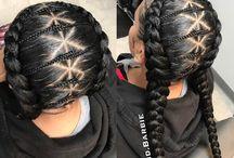 pelos y peinados