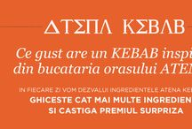 Descopera Meniul City Kebab
