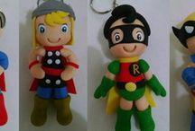 Les super Heros