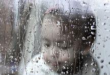 A rainy day (Past Set Subject)