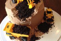 Bursdag Kake
