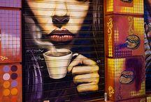 Graffiti / Athens, Greece