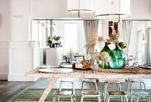 Dining Space / by Ola O'Cheallaigh