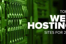 hosting, domains