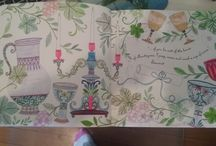 My Coloring Pages from Romeo & Juliet / Romeo & Juliet