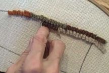 Rug Hooking and Punch Needle