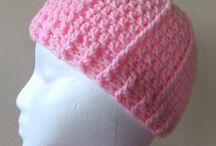 Crochet Hats / Free crochet hat patterns
