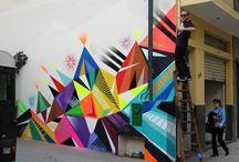Collider Inspo - Artistic Murals