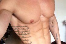 Trunk or underarm tats