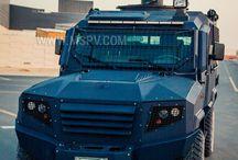 Armoured Immobiliser Vehicle / Armoured Immobiliser Vehicle