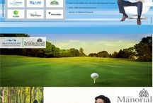 Mahagun Manorial Noida Expressway - Ultra Luxury Golf facing Apartments / http://www.mahagunmanoriall.in