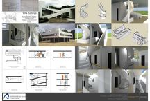 Escaleras Modelo Arquitectonico