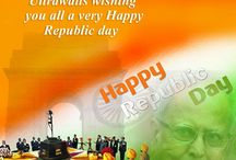 Happy Republic Day 2016 / Ultrawalls wishes you n your family happy republic day. let's cherish the spirit of patriotism