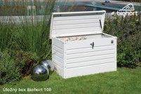 Zahradní úložné boxy Biohort
