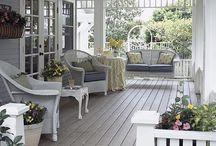 Out door /balcony ideas