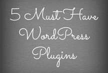 Blogging / Blogger resources and other helpful information. / by Posh Momma